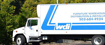 WDI moving truck