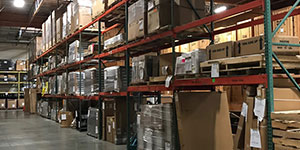 warehousing and storage facility